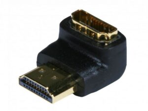 HDMI Right Angle Adapter - 90 Degree