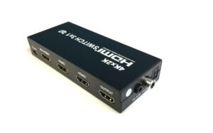 HDMI Switcher 3x1 With 3D Passthrough