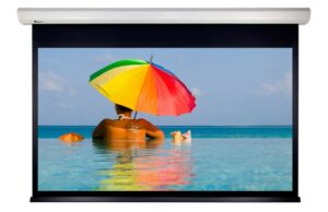 92 inch VistaView Electric 16:9 Motorised Screen