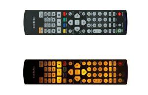 Oppo BDP-80/83/93/95/103/105 Backlit Remote Control