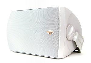 Klipsch AW-650 Outdoor Speaker - White (Pair)-0