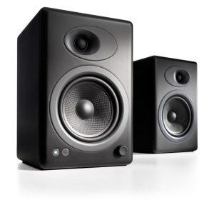 Audioengine A5+ Powered Bookshelf Speakers (Pair)