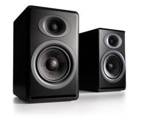 Audioengine P4 Passive Bookshelf Speakers (Pair)