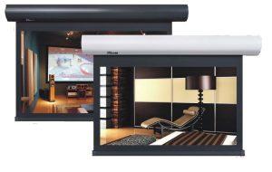 "120"" Indigo 16:9 acoustic motorised screen"