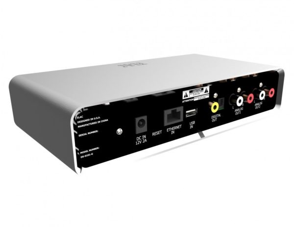 Elac Discovery DS-S101-G music server