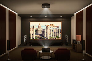 How To Choose A Projection Screen Rapallo New Zealand Home