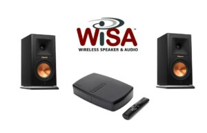 Klipsch WiSA 2.0 Wireless Bookshelf Speaker Package