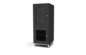 Sanus Cadenza Series 53 Audio Tower AV Rack