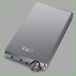 FiiO A5 Hi-Res Audio Headphone Amplifier