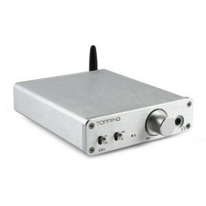 Topping VX3 35W x 2 digital amplifier with built-in headphone amplifier and Bluetooth input