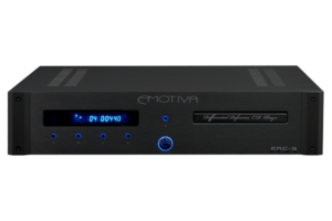 Emotiva ERC-3 BALANCED CD PLAYER / TRANSPORT