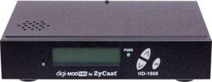 Digi-Mod HD-1608 SINGLE INPUT MPEG-4 (H.264) HD DIGITAL MODULATOR