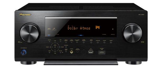 Pioneer SC-LX501 7.2-Channel Class D3 Network AV Receiver
