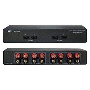 Technolink 2-Channel speaker selector for 2 amplifiers