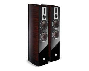 Dali Epicon 6 Floorstanding Speakers - Ruby Macassar