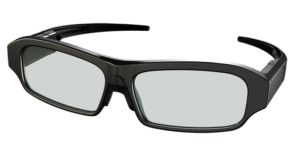 Sony 3D Active Shutter Glasses Xpand compatible
