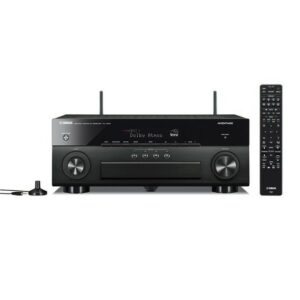 Yamaha Aventage RX-A880 7.2-Channel AV Receiver with MusicCast