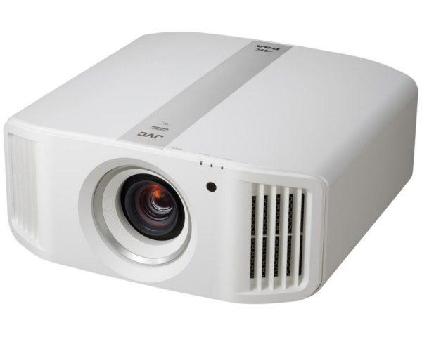 JVC DLA-N5W Native 4K D-ILA Projector WHITE