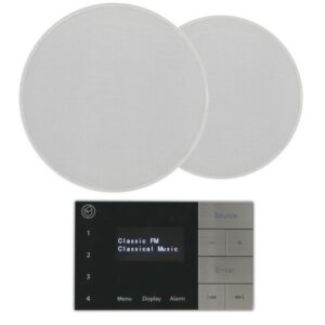 Systemline E100 Package Multi-Room System