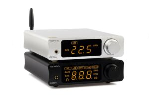 Topping DX3 Pro DAC 32bit/768kHz Headphone Amplifier Bluetooth with apt-X HD