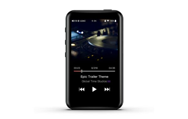 FiiO M6 High Resolution Lossless Music Player