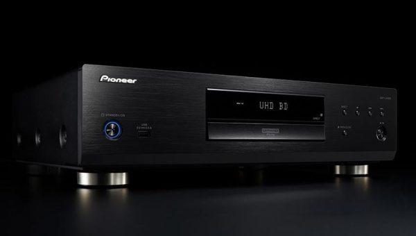 Pioneer UDP-LX500 UHD Blu-ray Player - Hardware Modified Region Free