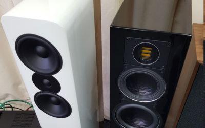Speaker grilles on or off?